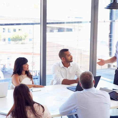 Leadership small business